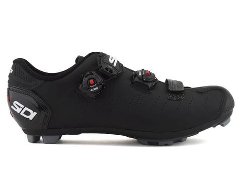 Sidi Dragon 5 Mountain Shoes (Matte Black/Black) (45.5)