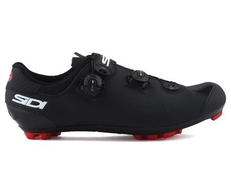 Sidi Dominator 10 Mountain Shoes (Black/Black) (44)