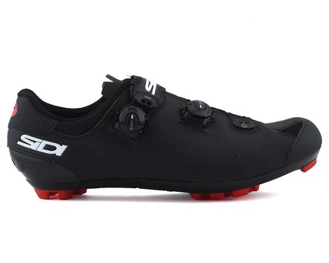 Sidi Dominator 10 Mountain Shoes (Black/Black) (46)