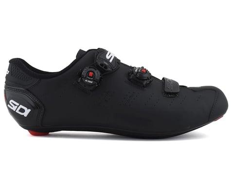 Sidi Ergo 5 Mega Road Shoes (Matte Black)