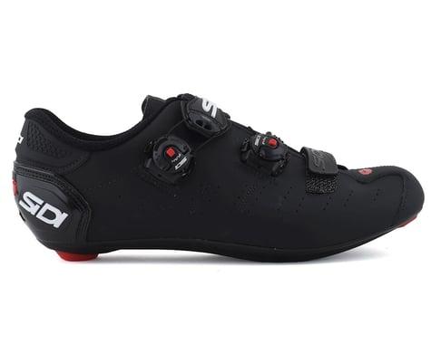 Sidi Ergo 5 Road Shoes (Matte Black) (45.5)