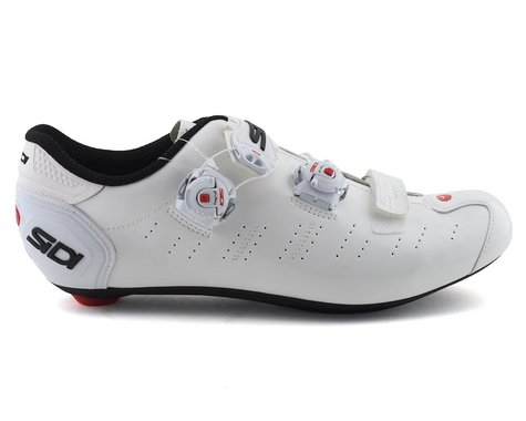 Sidi Ergo 5 Road Shoes (White) (44.5)