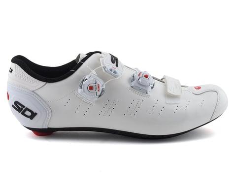 Sidi Ergo 5 Road Shoes (White) (45)