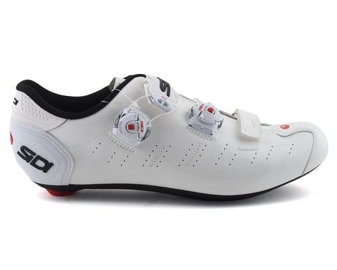 Sidi Ergo 5 Road Shoes (White) (46)