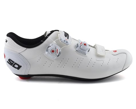 Sidi Ergo 5 Road Shoes (White) (48)