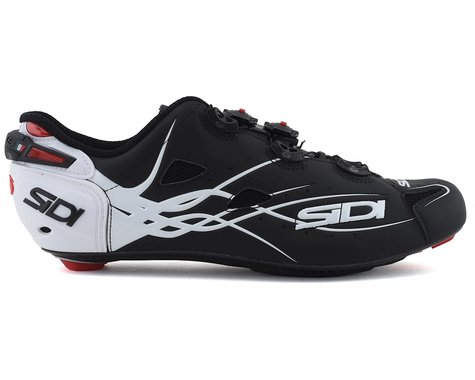 Sidi Shot Road Shoes (White/Matte Black) (43.5)