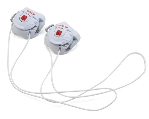Sidi Tecno-3 Push Buckles (White) (Long)