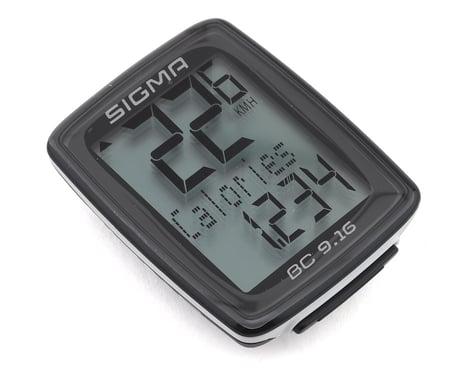 Sigma BC 9.16 Bike Computer (Wired)