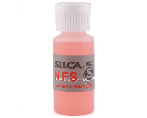 Silca NFS Leather Conditioner & Pump Lubricant (20ml)