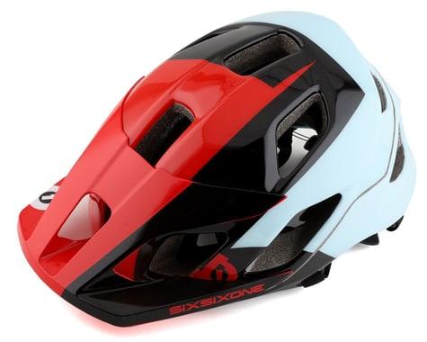 SixSixOne EVO AM Helmet (Lemans) (XS/S)