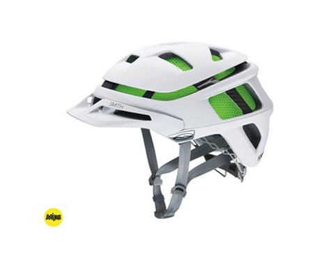 Smith Forefront MIPS All-Mountain Helmet - CLOSEOUT (Matte White)