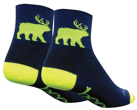 "Sockguy 3"" Socks (Bear Me) (L/XL)"