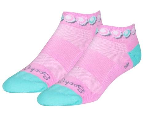 "Sockguy 1"" Socks (Pearls) (S/M)"