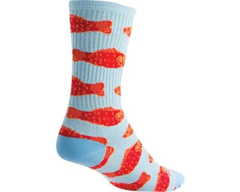 """Sockguy 6"""" Socks (Go Fish)"""