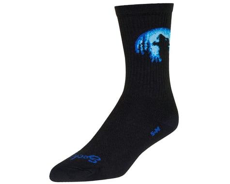 """Sockguy 6"""" Socks (Howl)"""