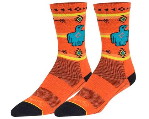 "Sockguy 6"" Socks (Thunderbird) (L/XL)"