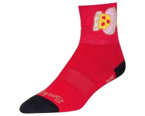 "Sockguy 3"" Socks (Delight)"