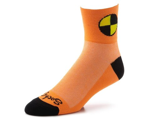 "Sockguy 3"" Socks (Crash Test Dummy) (S/M)"