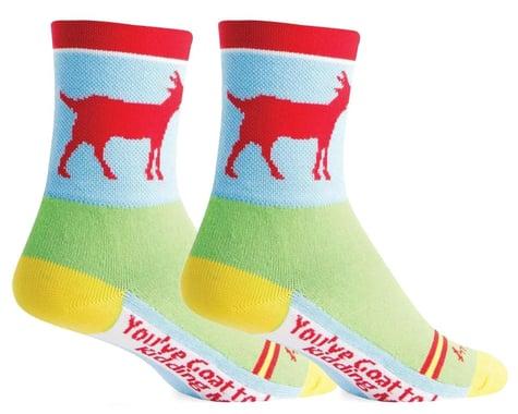"""Sockguy 3"""" Socks (Goat) (S/M)"""