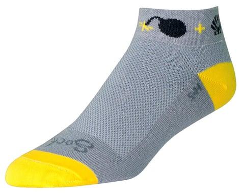 """Sockguy 1"""" Socks (Bombshell)"""