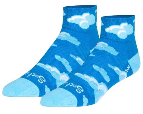 """Sockguy 2"""" Socks (Cloudy) (S/M)"""