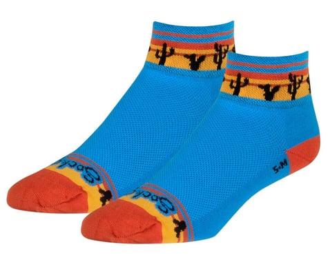 """Sockguy 2"""" Socks (Desert) (S/M)"""