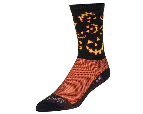 """Sockguy 6"""" Socks (Spooky)"""