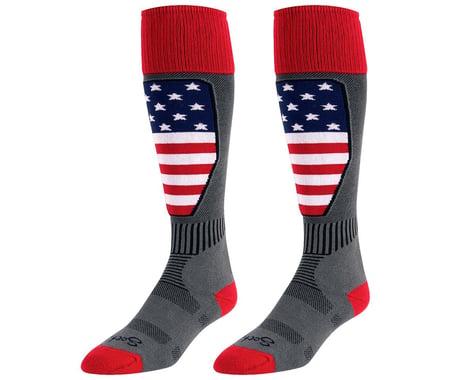 Sockguy MTN-Tech Socks (Homeland) (L/XL)