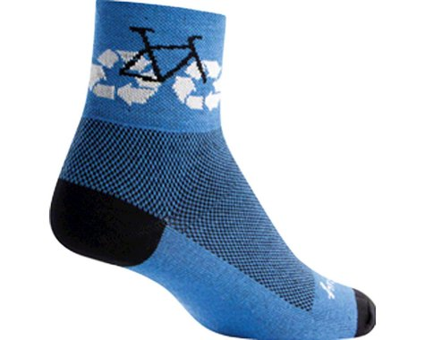 "Sockguy 3"" Socks (Recycle) (S/M)"