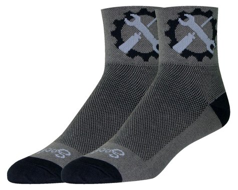 "Sockguy 3"" Socks (Tool) (S/M)"