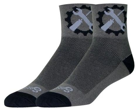 """Sockguy 3"""" Socks (Tool) (L/XL)"""
