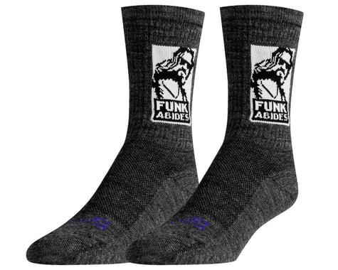 "Sockguy 6"" Wool Socks (Funk Abides) (S/M)"