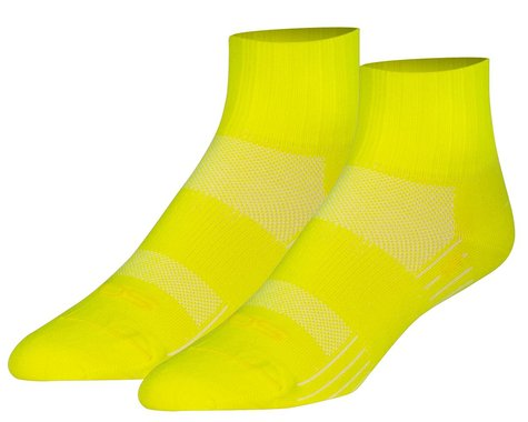 "Sockguy 2.5"" SGX Socks (Yellow Sugar) (S/M)"