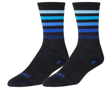 """Sockguy 6"""" SGX Socks (Deep) (S/M)"""
