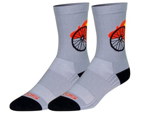 """Sockguy 6"""" SGX Socks (NICA) (L/XL)"""