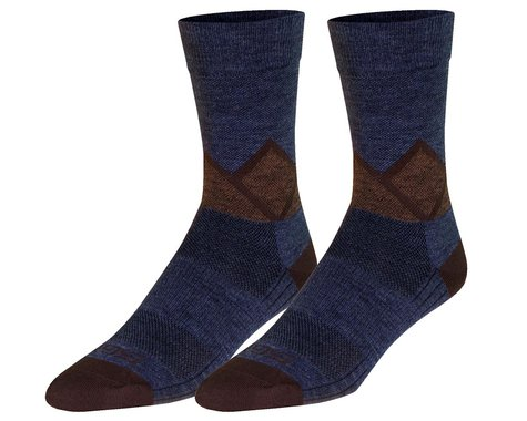 "Sockguy 6"" SGX Wool Socks (Front Range) (L/XL)"