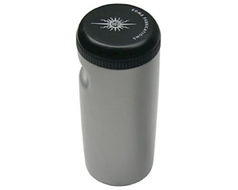 Soma Stash Storage Bottle (Silver/Black) (L)