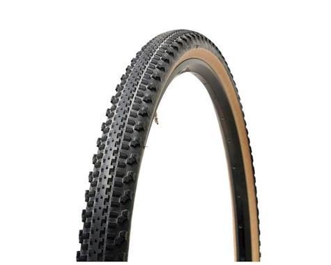 Soma Cazadero Gravel Tire (Tan Wall) (42mm) (700c / 622 ISO)