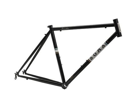 Soma Smoothie Road Frame (Slick Black) (48cm)