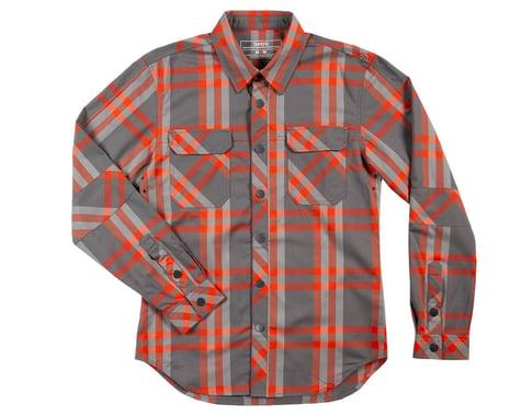 Sombrio Men's Vagabond Riding Shirt (Plaid) (S)