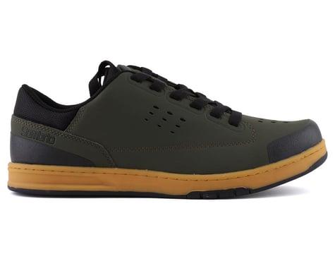 Sombrio Men's Sender Flat Pedal Shoes (Moss) (42)