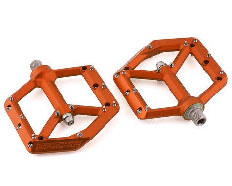 """Spank Spike Platform Pedals (Orange) (9/16"""")"""