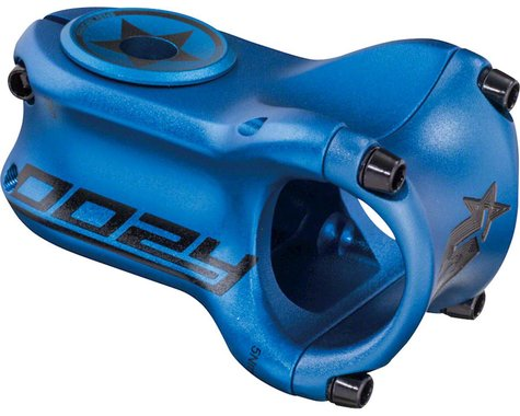 Spank Oozy Trail Stem (Matte Blue) (31.8mm Clamp)