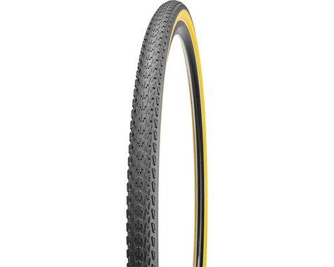 """Specialized S-Works Tracer Tubular Cyclocross Tire (Tan Wall) (33mm) (28"""" / 635 ISO)"""