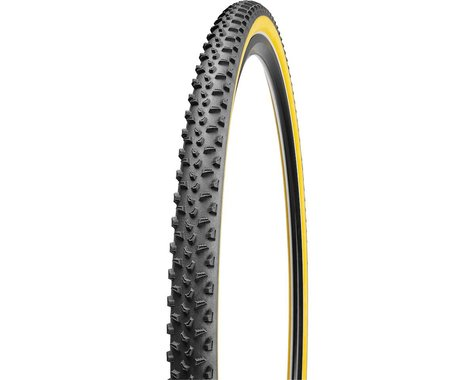 """Specialized S-Works Terra Tubular Cyclocross Tire (Tan Wall) (33mm) (28"""" / 635 ISO)"""