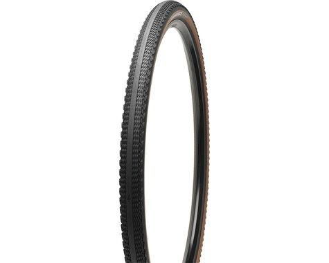 Specialized Pathfinder Pro Tubeless Gravel Tire (Tan Wall) (38mm) (700c / 622 ISO)