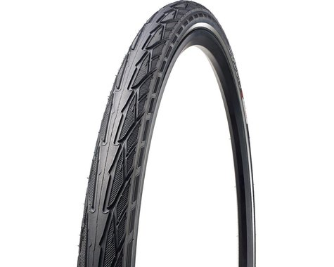 Specialized Infinity Sport Reflect City Tire (Black) (38mm) (700c / 622 ISO)