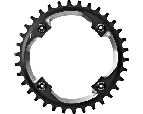 Specialized SRAM 11 Speed Mountain Chainring (Black) (Offset N/A) (34T)