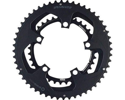 Specialized Praxis Chainrings (Black) (110mm BCD) (Offset N/A) (52/36T)