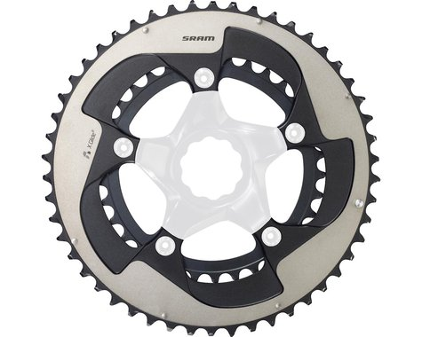 Specialized SRAM Red 10 Speed Chainring Set (Black) (110mm BCD) (Offset N/A) (50/34T)